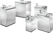 ELV - Fully Automatic Vertical Autoclaves