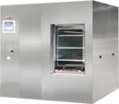 69 Horizontal Autoclave with Sliding Door