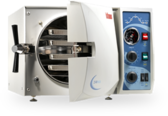 M and MK Semi Automatic Autoclaves and Sterilizers - Tuttnauer